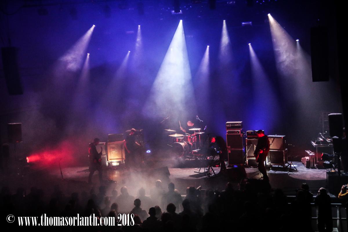 Thaw – Tyrant Fest (17.11.2018)