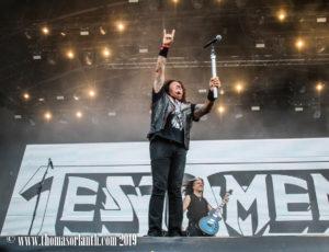 Testament – Hellfest 2019