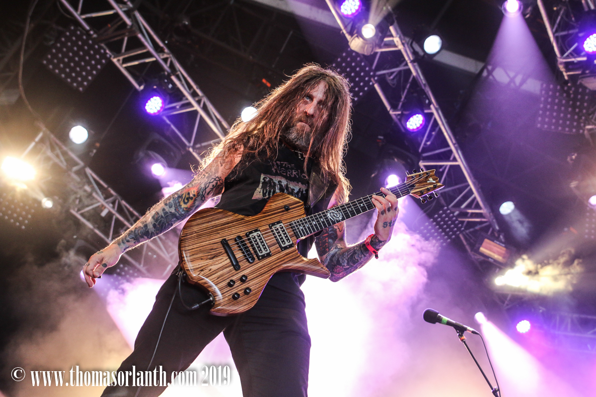 Lucifer's Child – Hellfest 2019
