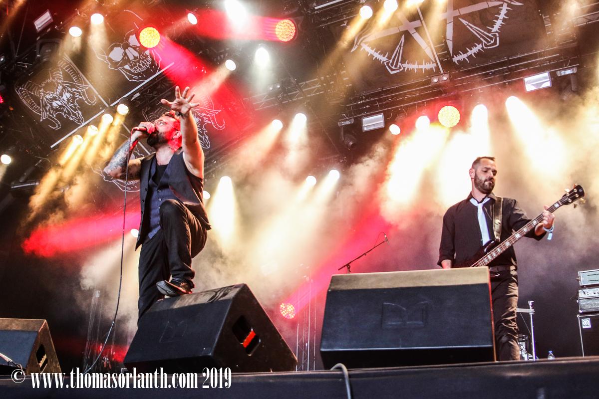 Trepalium – Hellfest 2019