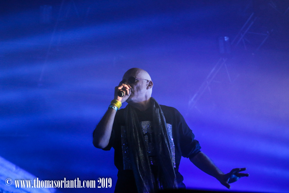 Read more about the article The Sisters of Mercy – Hellfest 2019
