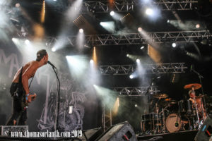 Read more about the article Mantar – Hellfest 2019