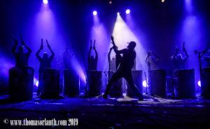 Les Tambours du Bronx – Lyon 20.12.2019
