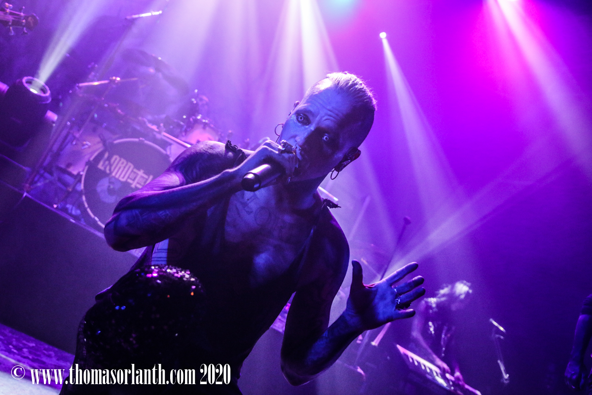 Lord of The Lost – Lyon (25.01.2020)