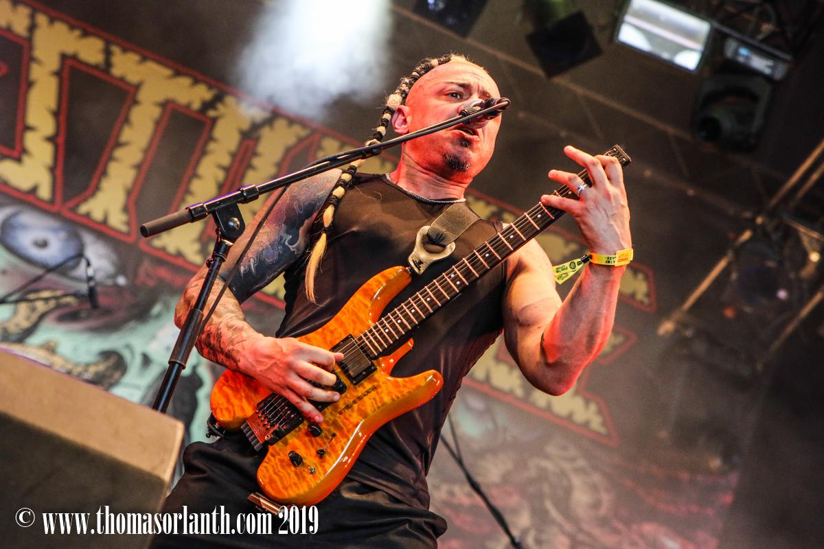 Pestilence – Hellfest 2019