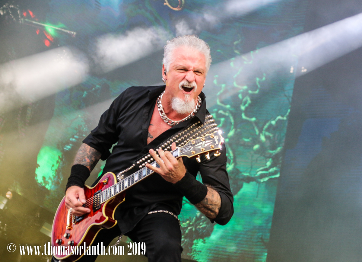 Demons & Wizards – Hellfest 2019
