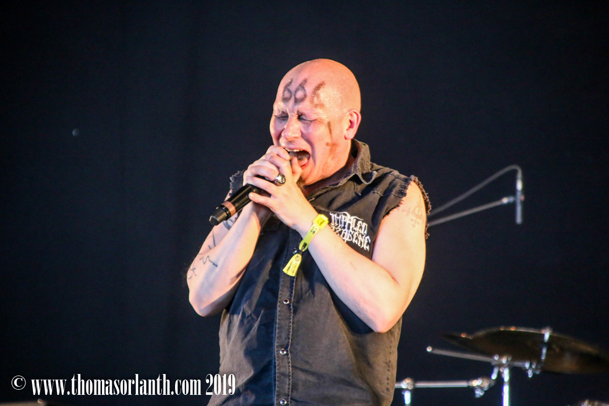 Read more about the article Impaled Nazarene – Hellfest 2019