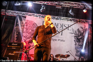 Paradise Lost – Fall Of Summer 2016